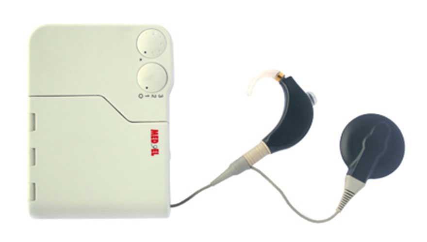 CIS PRO+ Audioprozessor
