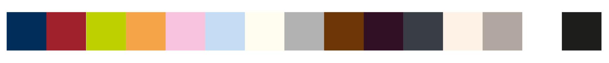 SONNET 2 Colours