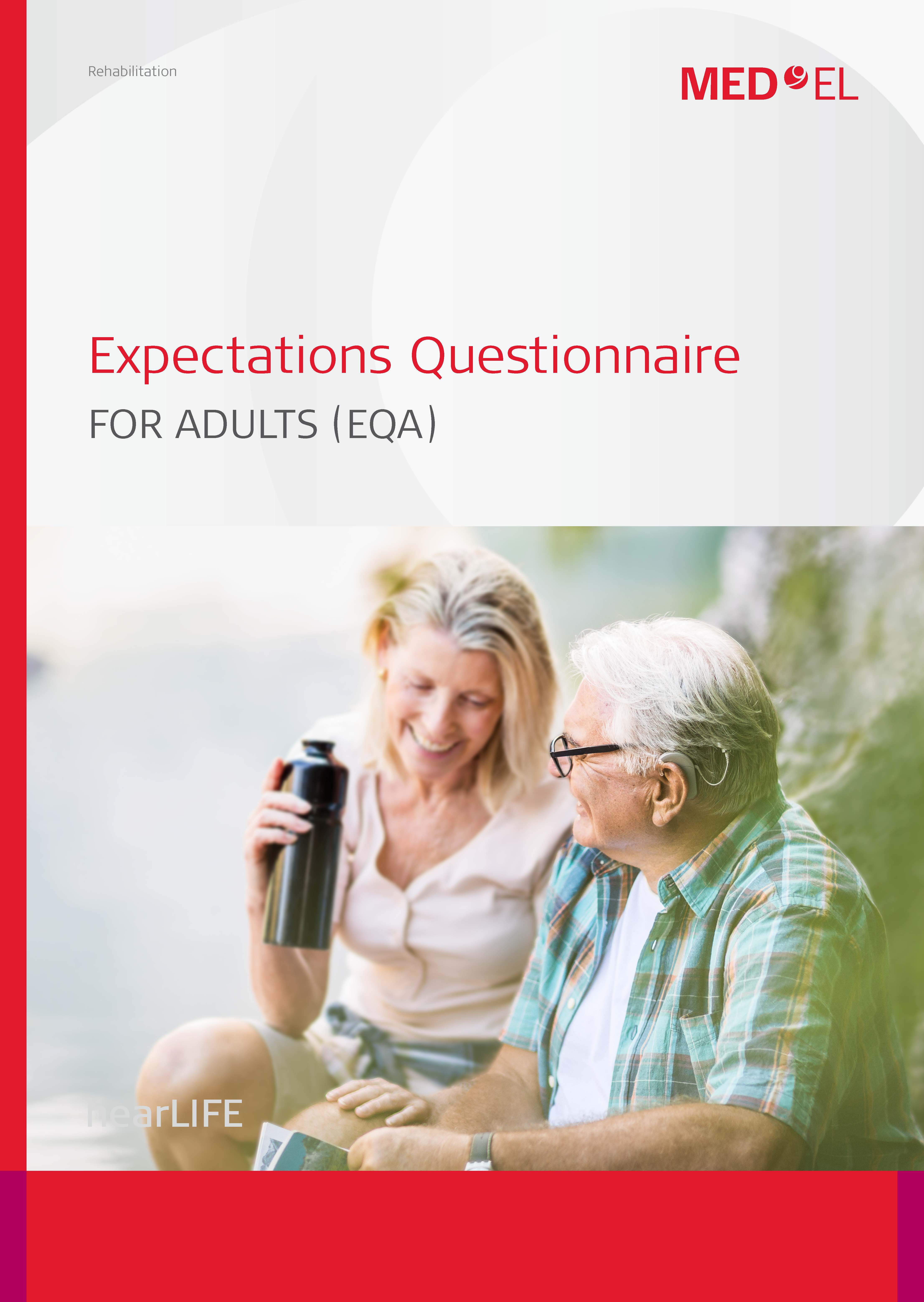 Expectations Questionnaire for Adults