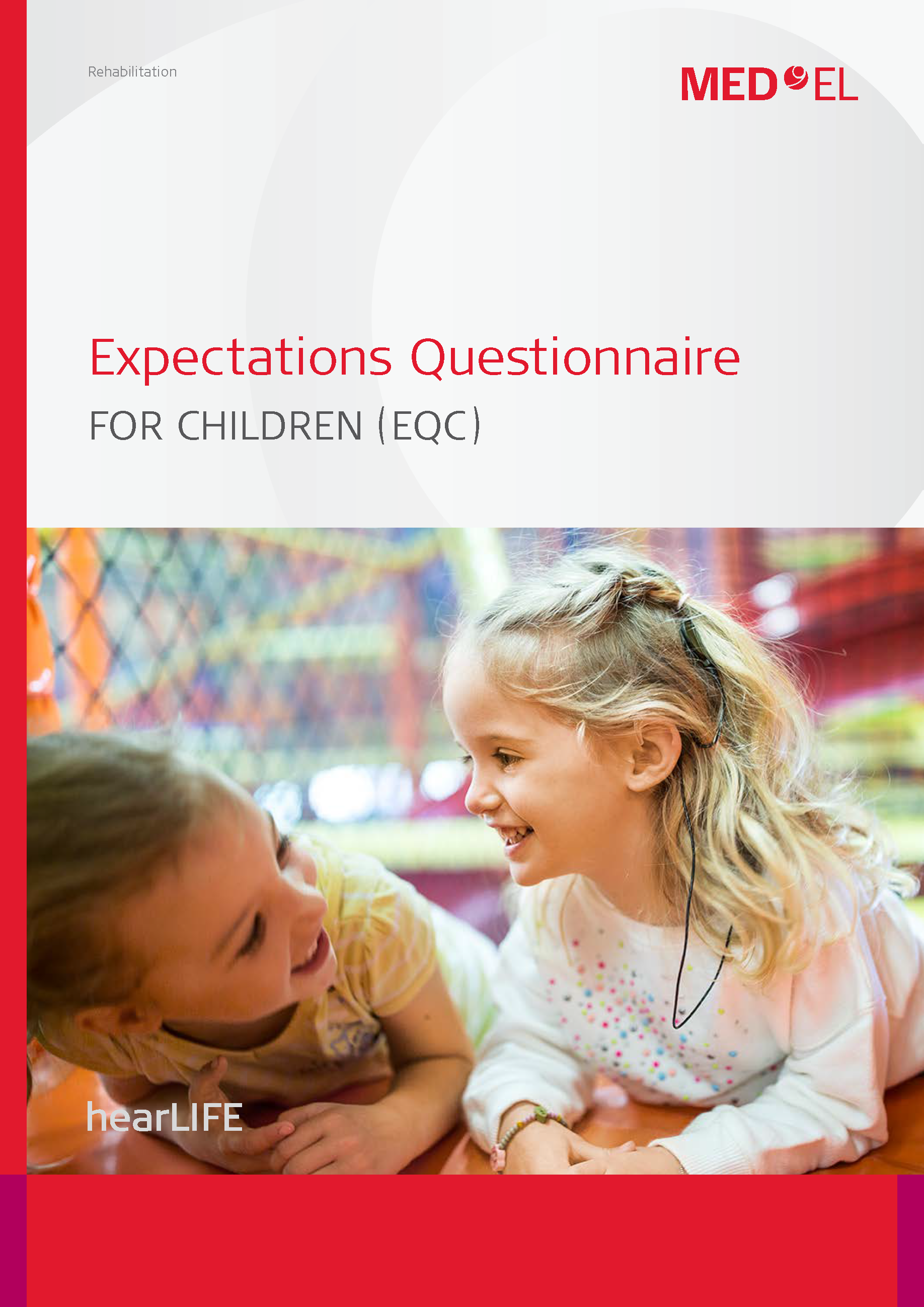 Expectations Questionnaire for Children