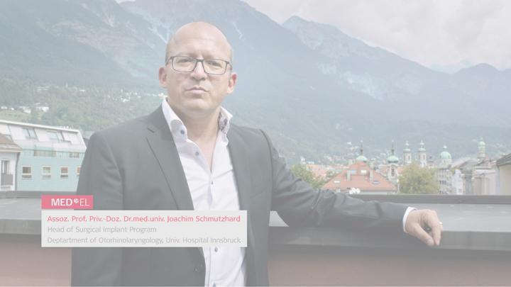 Tablet Pic – Prof. Dr. Joachim Schmutzhard