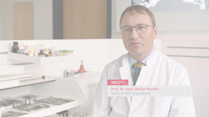 Tablet Pic – Prof. Dr. med. Stefan Plontke