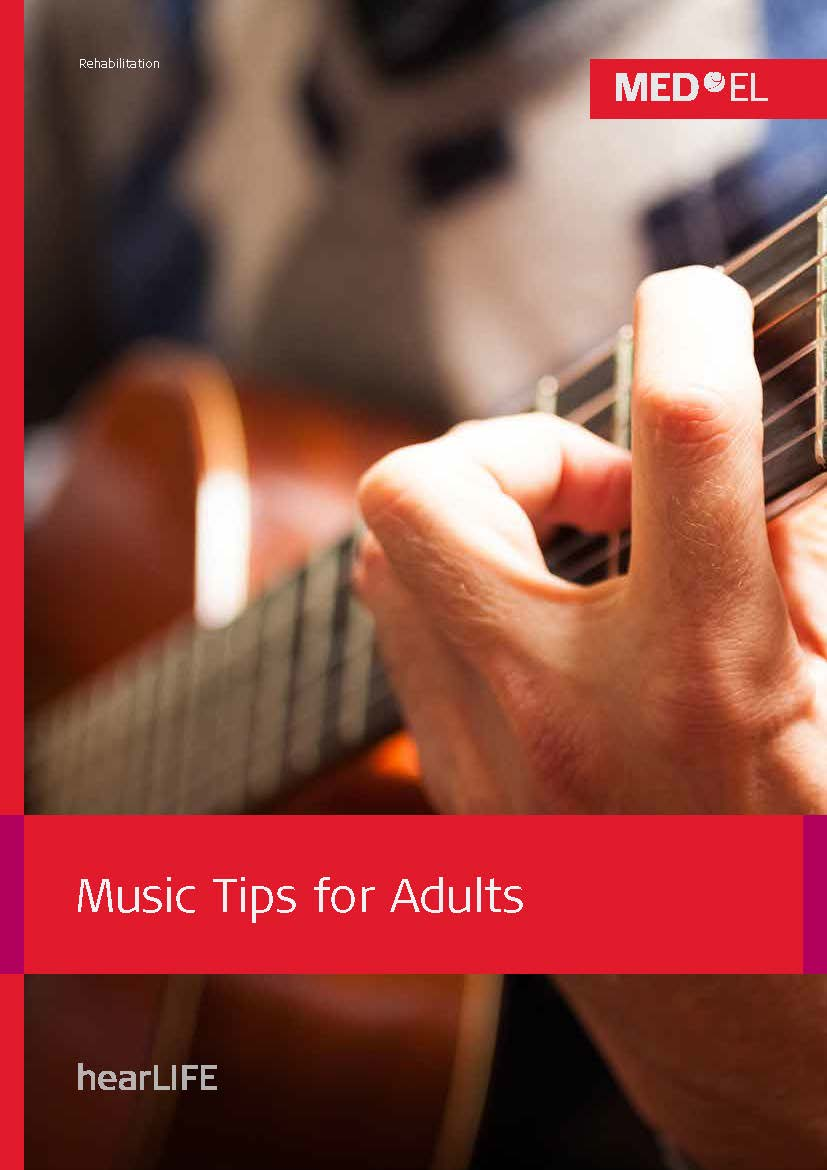 Music Tips for Adults