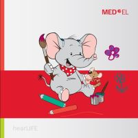 Mellie Coloring Book Cover2